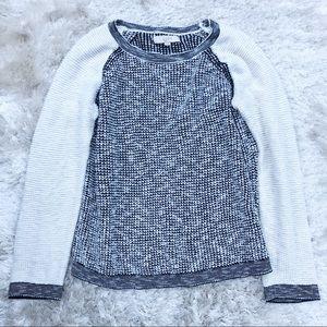 Loft B&W Sweater